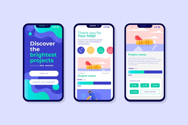 start business from app idea