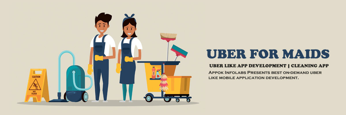 Uber for MAids