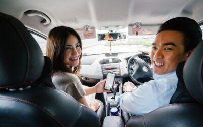 Uber Lyft App